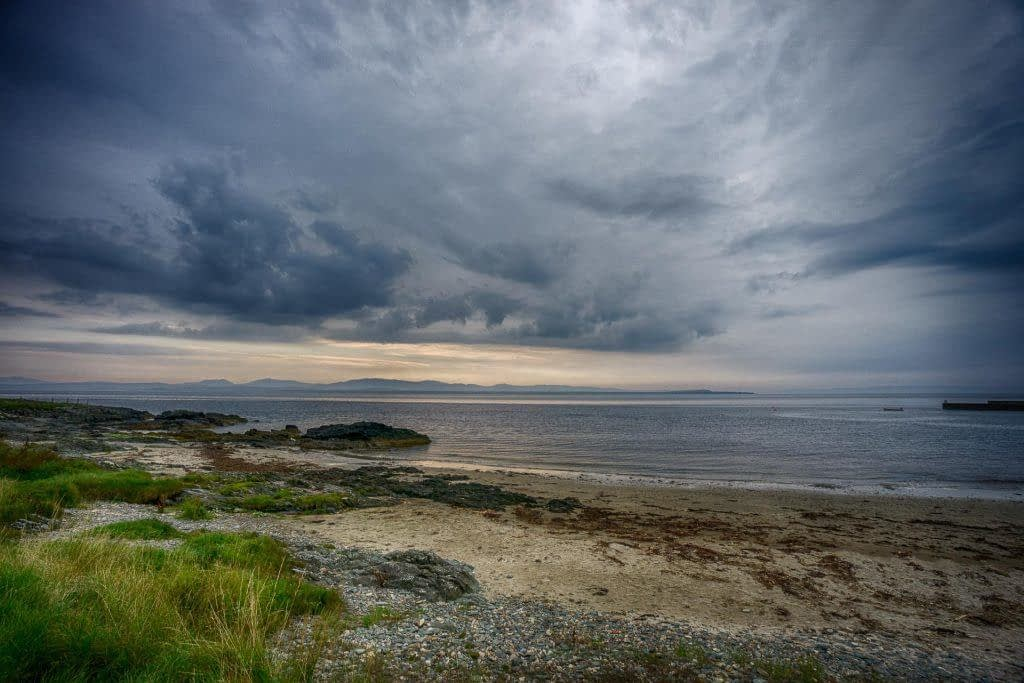 Loch Indaal Deep HDR Subtly Structured